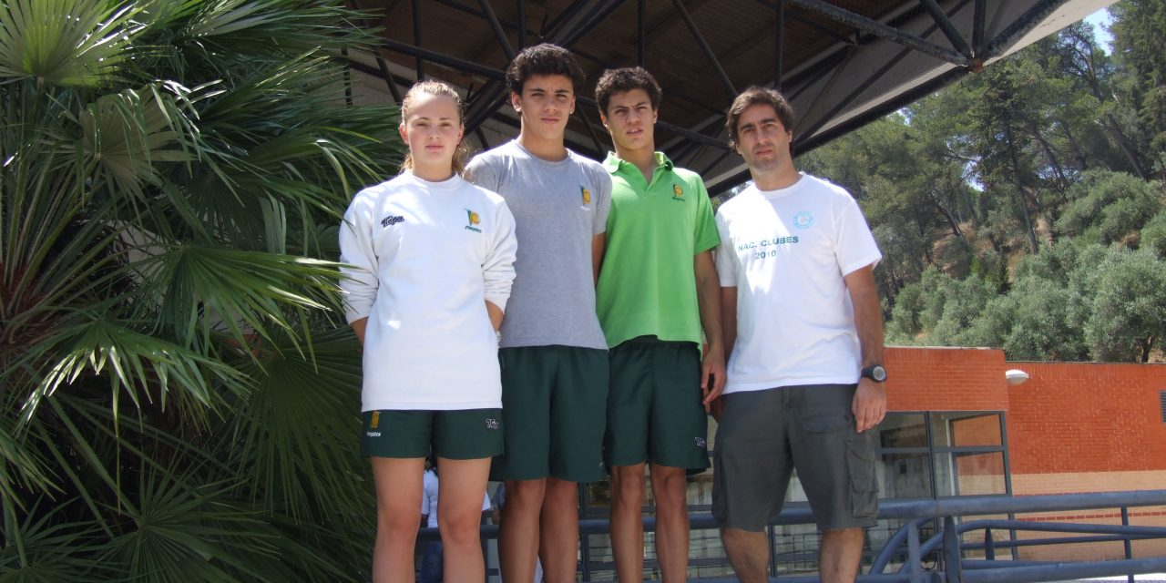 Campeonato Nacional de Juvenis e Absolutos de Portugal – FPN