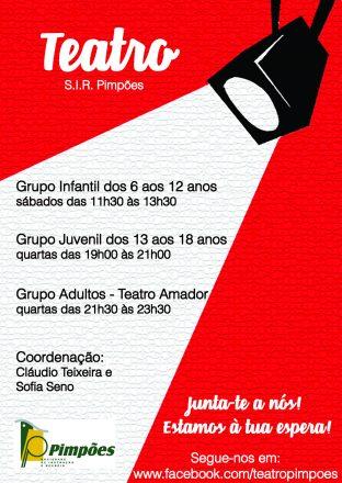 cartaz pimpões