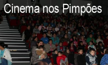 Cinema nos Pimpões