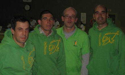 Atletas Masters Pimpões/Cimai no Troféu Master ANC