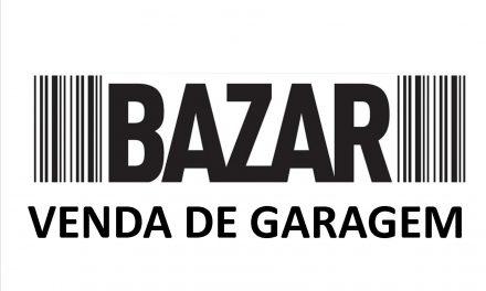 Bazar / Venda de Garagem – 4 de Maio – Sábado
