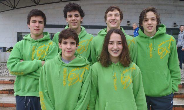 Campeonato Nacional Juvenis Piscina Longa
