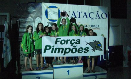 Equipa de Cadetes classifica-se em 6º no Torneio de Alcobaça