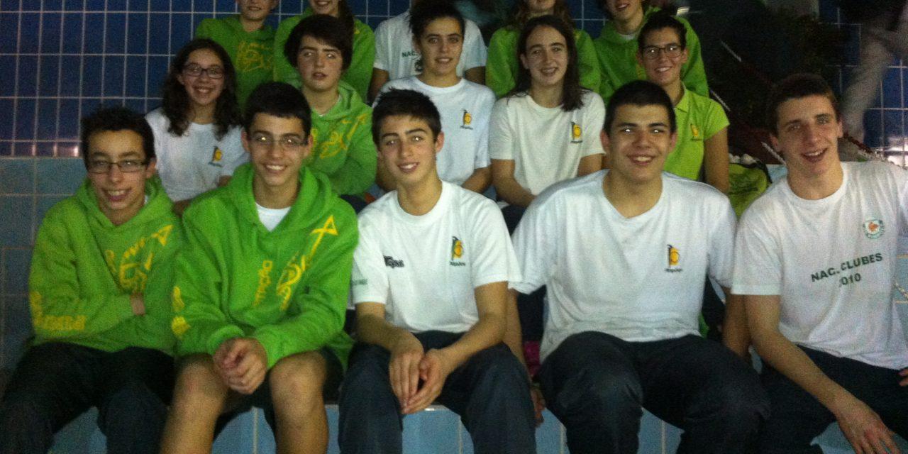 Equipa absoluta classifica-se em 9º no Torneio de Alcobaça