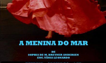 "Teatro de Boca apresenta… ""A Menina do Mar"""