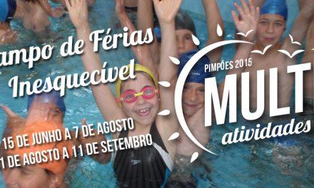 Multi Atividades 2015 a não perder!!!