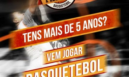 Captação de novos atletas para o Basquetebol