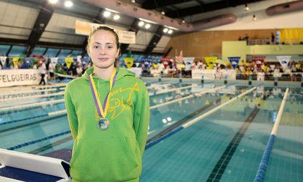 Victoria Kaminskaya obtêm novo máximo nacional nos 400E em piscina curta