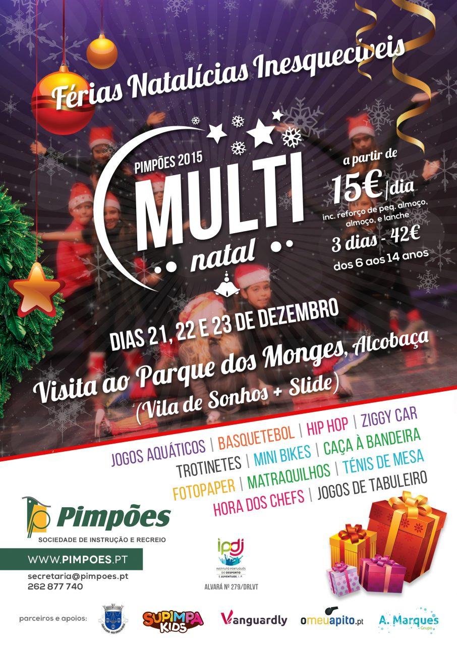 Multi Natal 2015