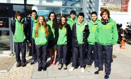 Atletas Caldenses em 4 Finais B no VII Meeting de Lisboa
