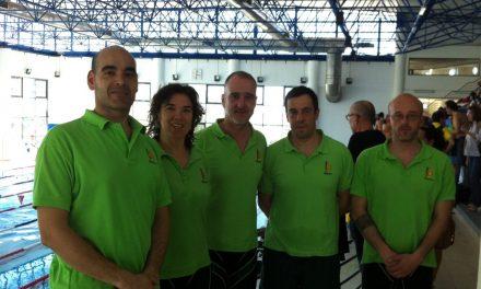Atletas Masters dos Pimpões no 3º Torneio Litoral Alentejano