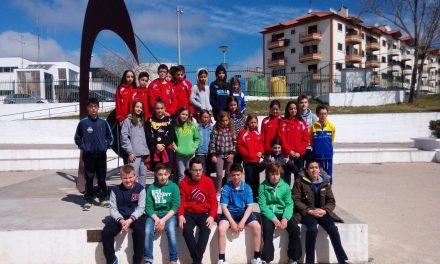 Atletas cadetes dos Pimpões/Cimai integram Estágio Distrital