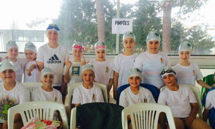 Atletas dos Pimpões/Cimai participam na 5ª etapa do Circuito do Oeste