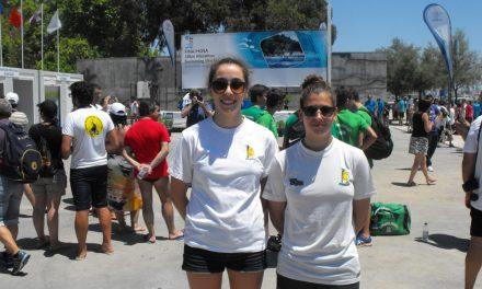 Ana Carolina Gomes e Ana Isabel Neves em destaque na Prova Aberta Setúbal Bay