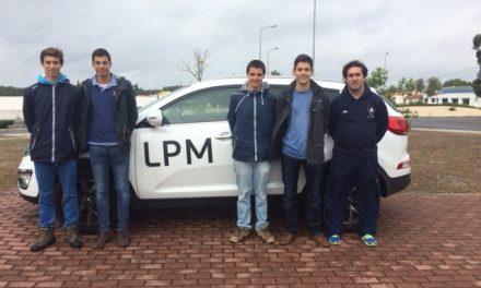 Atletas dos Pimpões/Cimai participam no I Estágio Pré Júnior Inter Distrital