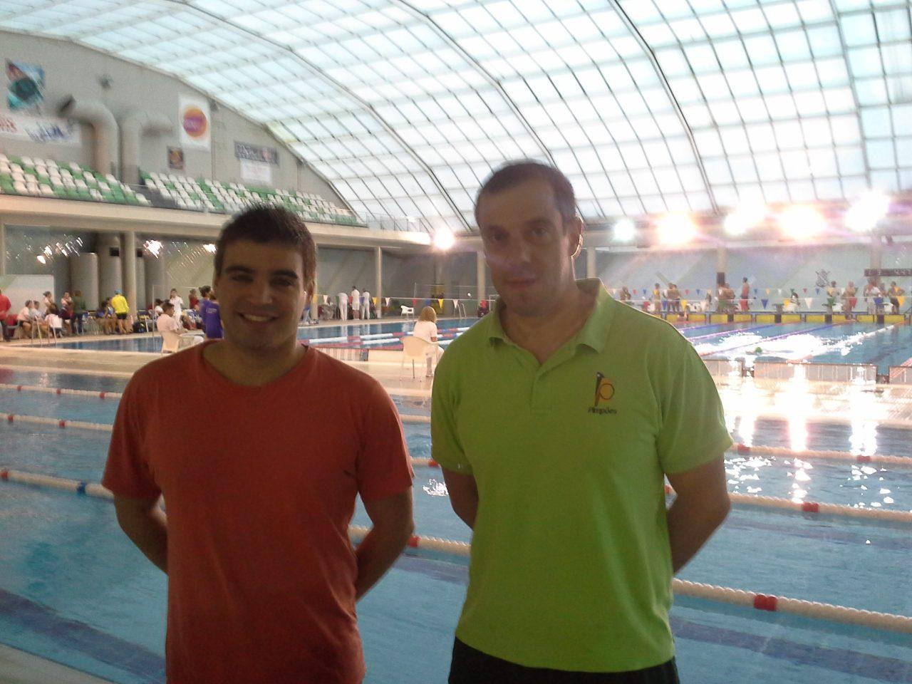 Atletas Masters dos Pimpões no Troféu Pescada (Porto)
