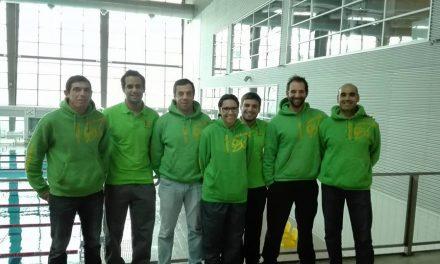 Atletas Masters dos Pimpões no Torneio de Preparação ANC