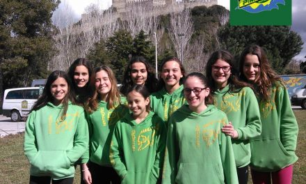 Nadadores dos Pimpões/Cimai obtêm 23 medalhas nos Inter Distritais de Infantis