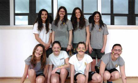 Atletas dos Pimpões/Cimai obtêm 5 medalhas no Torneio Zonal de Infantis