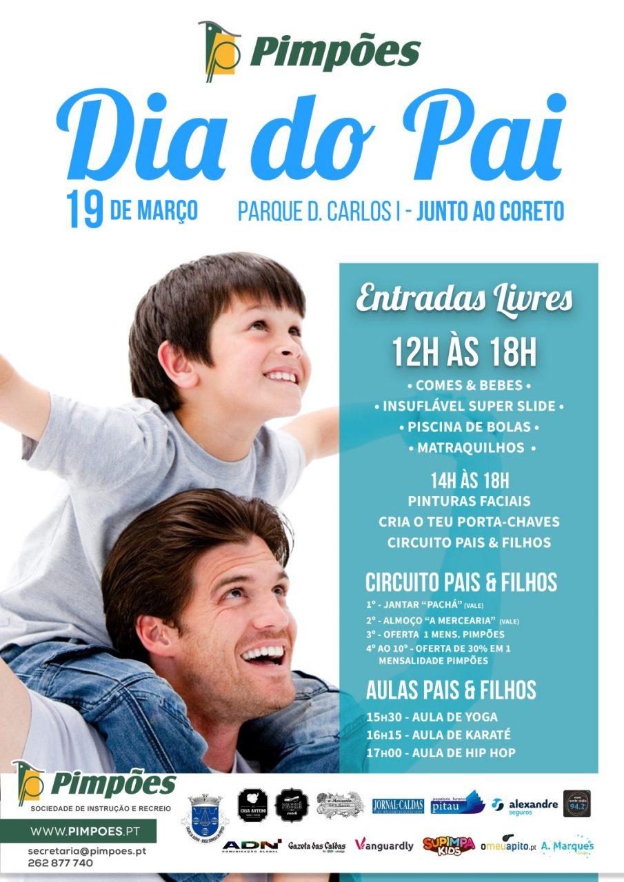 Evento – Dia do Pai – 19 de Março