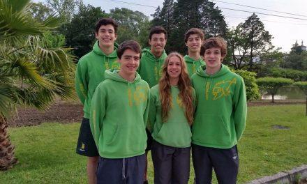 Atletas caldenses arrecadam 6 medalhas de prata no Meeting Internacional de Coimbra