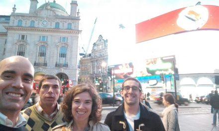 Atletas Masters representam os Pimpões/Cimai no Campeonato de Europa em Londres