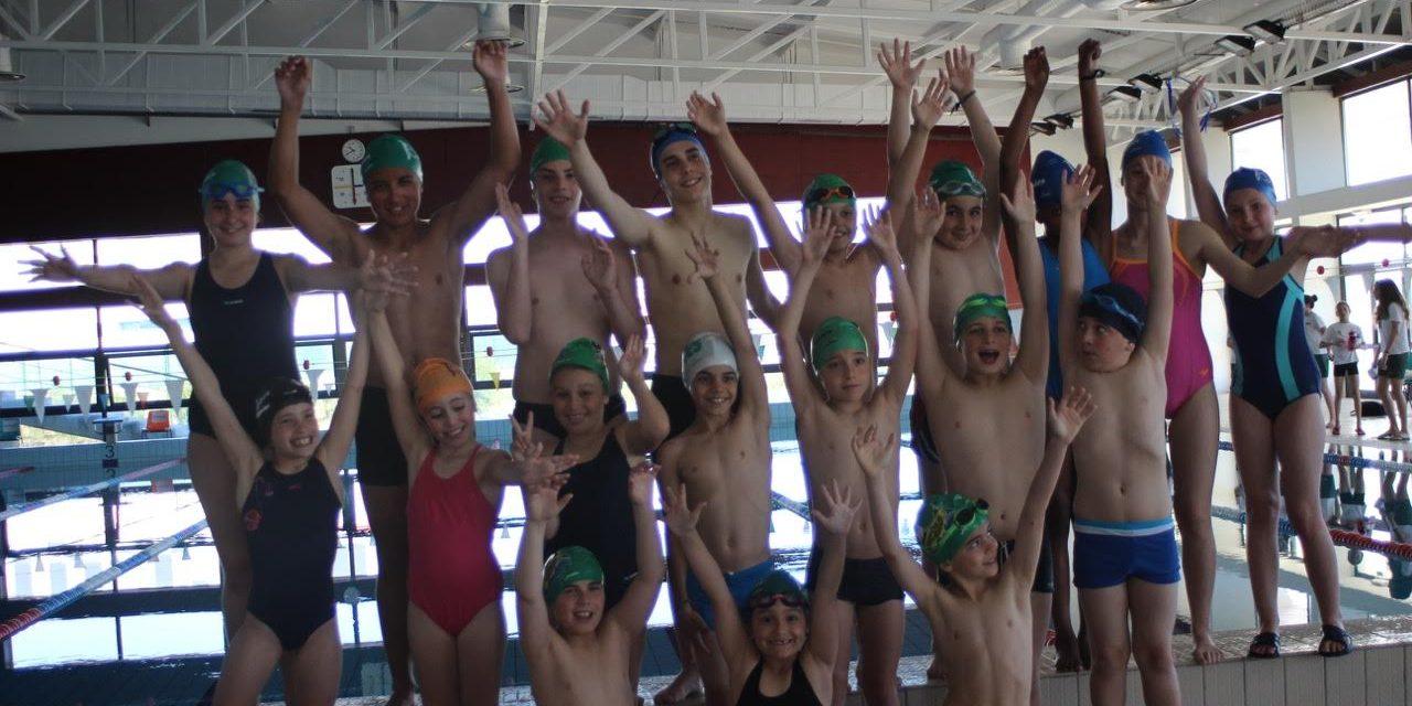 III Festival Interno da Escola dos Pimpões proporciona uma boa tarde desportiva