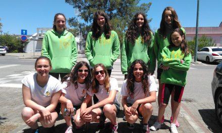 Atletas infantis participam no Torneio Especialista em Rio Maior