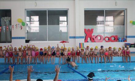 Festival de Adaptação ao Meio Aquático e Bebés