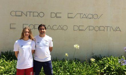 Inês Henriques integra estágio nacional de Preparação Específica para o Campeonato Europeu