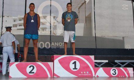 Pimpões/Cimai com bons resultados no Circuito do Algarve em Águas Abertas
