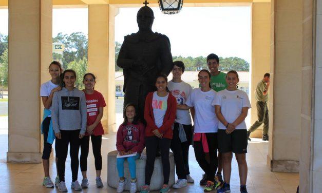 Pimpões inicia a nova época 2016/2017 na Escola de Sargentos do Exêrcito