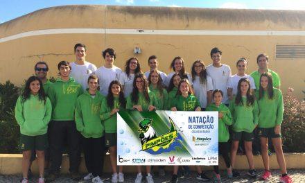 Equipa absoluta participa na primeira prova da Época em Alcobaça