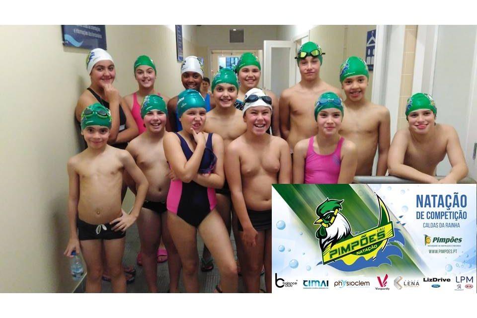Cadetes dos Pimpões/Cimai participam no 5º Torneio da Cidade de Pombal