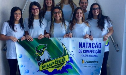 Equipa Feminina dos Pimpões/Cimai assegura a manutenção na 3ª Divisão Nacional