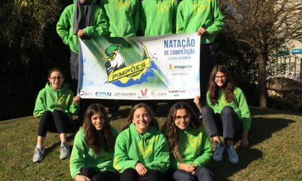 Pimpões/Cimai participa na IX Taça Cidade de Torres Novas
