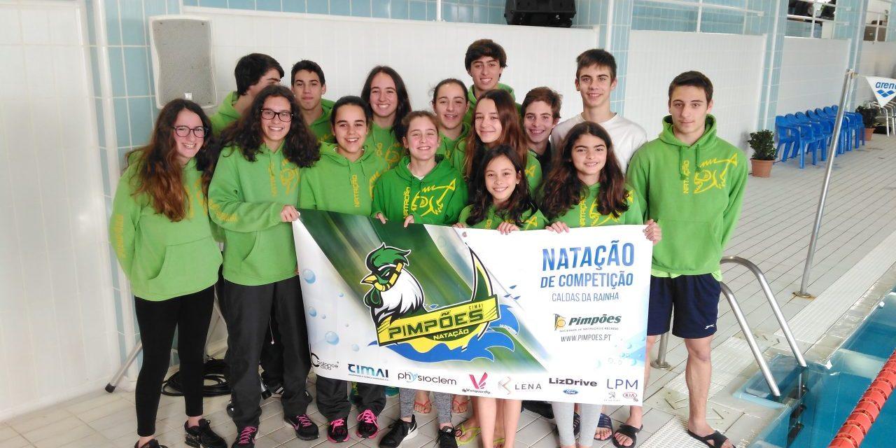 Pimpões/Cimai participa no XXI edição da Taça Cidade de Alcobaça
