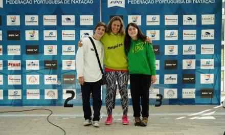 Liliana Domingos e Diogo Silva em destaque nos Campeonatos Nacionais de Natação Adaptada