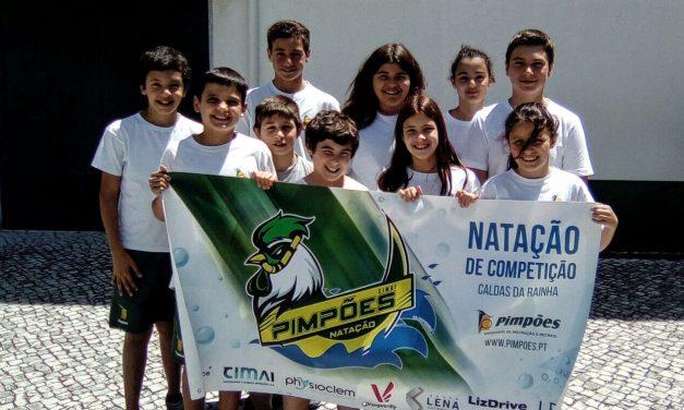 Atletas dos Pimpões participam na Benedita no 6º Torneio do BSCN