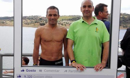 Atletas masters com excelentes resultados no Campeonato Nacional de Águas Abertas