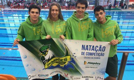 Inês Henriques obtém um novo mínimo para os Europeus de Juniores. Atletas caldenses em bom plano no Meeting de Coimbra