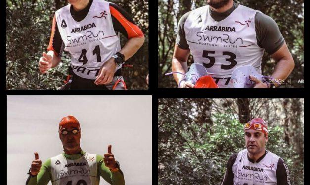 Nadadores Masters dos Pimpões participam em prova pioneira em Portugal