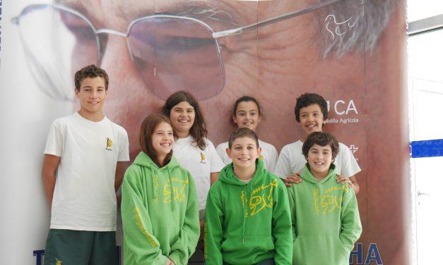 """Atletas cadetes participam em Cantanhede no V Torneio """"Joaquim Padilha"""""""