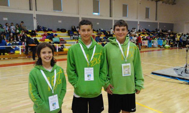 Pimpões/Cimai no Encontro Nacional do Jovem Nadador FPN