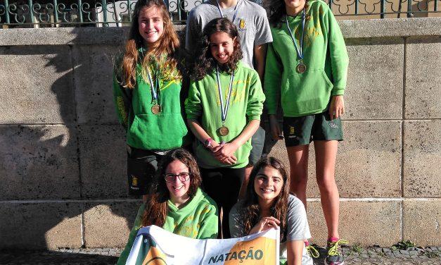 Constança Rito Silva obtém 3º lugar na classificação geral Inter Distrital