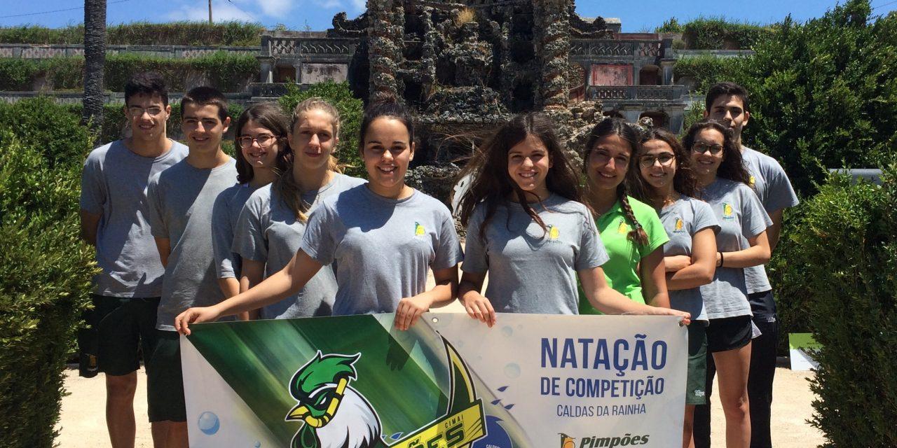 Pimpões/Cimai consegue obter seis medalhas no Open de Portugal