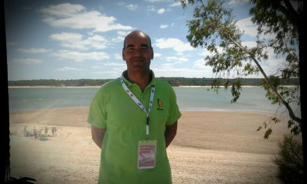 Francisco Ferraz participa na I Travessia da Barragem de Montargil