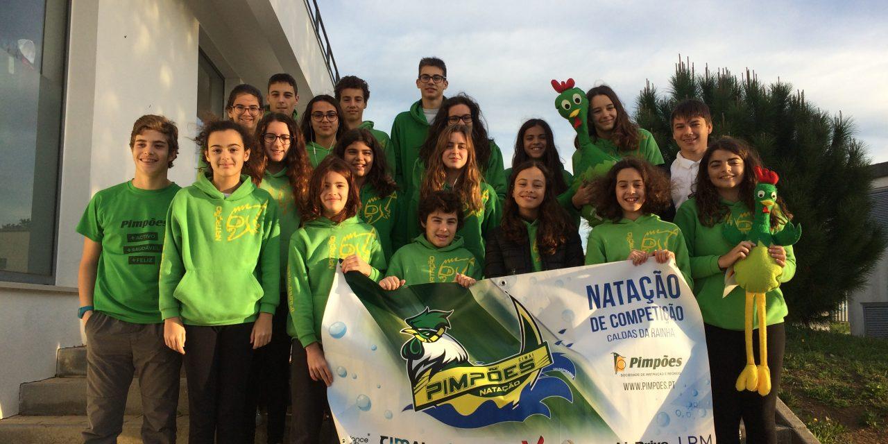 Dylan Felix e Rosa Lopes em destaque no Torneio Nadador Completo