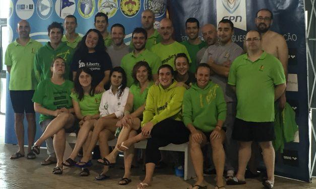 Pimpões/Cimai garante um brilhante 4º lugar no I Meeting Internacional Luso-Andaluz Master