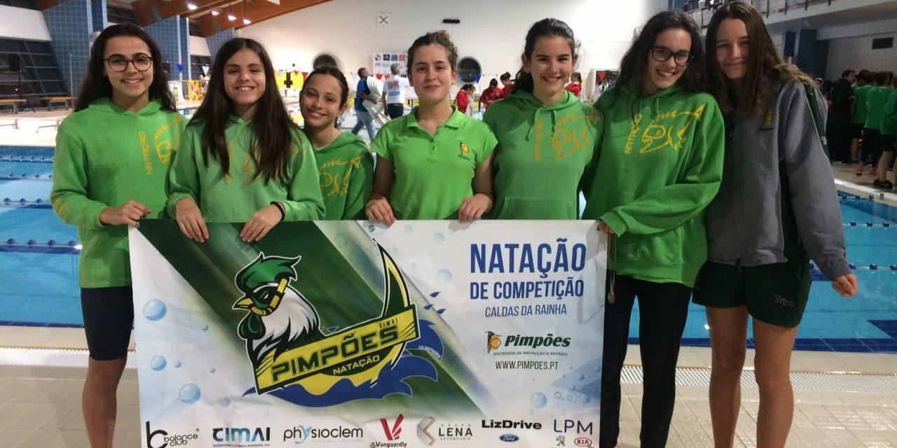 Pimpões/Cimai alcança 3 medalhas de bronze no Torneio Zonal de Juvenis em Albufeira